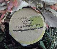 Hand and Body Lotion Labels