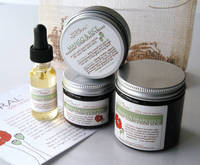 Virtue Natural Assorted Products Labels