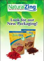 Natural Zing Custom Bag Labels