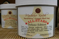 Madame Koiteh's All Stars Shea Butter and African Black Soap