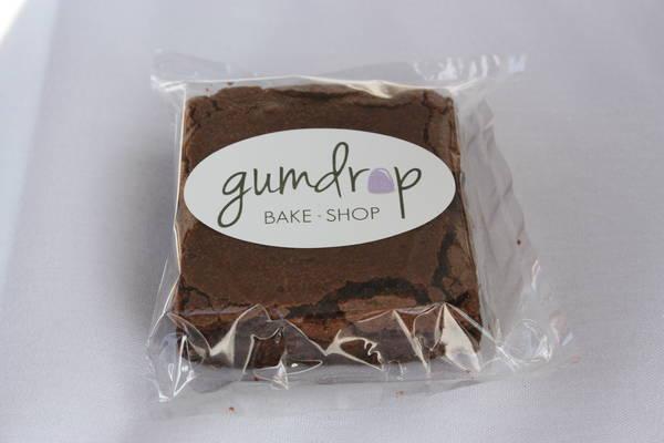 Gumdrop bakeshop brownie