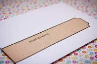 Kraft Envelope Wraps