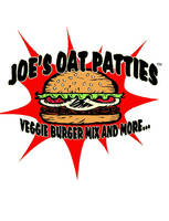 Joe's Oat Patties Labels