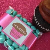 cupcake label