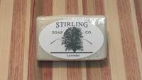 Stirling Soap Labels