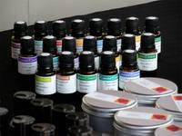 Essential Elements Oil Bottle Labels
