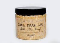 Cookie Dough Cafe Jar Labels