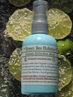 Organic Refresher Spray Labels