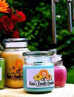 Frans Candle Creations Labels