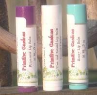 Lip Balm Labels by Primitive Gardens