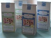 Appleberry Pantry Baking Mixes Bag Labels