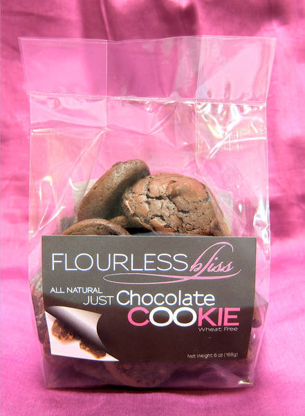 Chocolate Cookie Labels