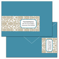 Wrap Style Address Labels