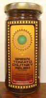 8 oz. Jar Labels - Green Tomato Chutney Relish
