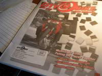 CityBike Magazine Address Label