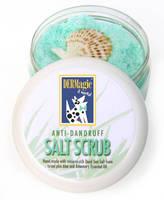Round Salt Scrub Labels by DERMagic