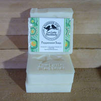 Aromatherapy Soap Labels by Two Little Blackbirds