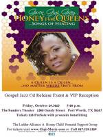Honey For Queens CD Release Poster Labels