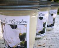 Cassia Aromatics Candle Labels