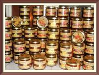 Jam Jar Labels by LunaGrown Fine Gourmet Jam