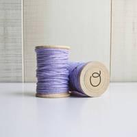 Olive Manna Spool Label