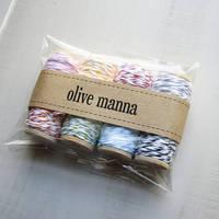 Olive Manna Packaging Labels
