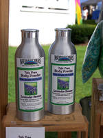 Tin Container Bottle Labels by Naturally Yours Vermont