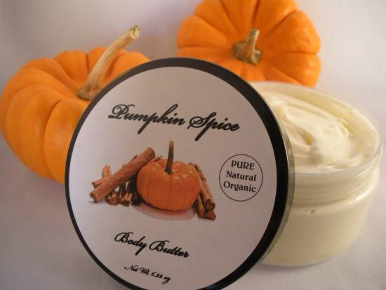 Organic Body Butter Container Labels By Hothouse