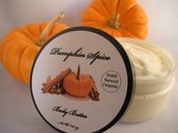 Organic Body Butter Container Labels by Hothouse Botanicals