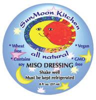 Salad Dressing Bottle Labels by SunMoon Kitchen