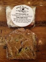 Vegan Apple Bread Labels