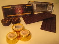 Chocolate Candy Labels by RAW DRAGON CHOCOLATE - raw & organic, honey sweetened chocolates