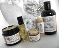 "La Mia Bella's ""Dreamy"" Collection Product Labels"