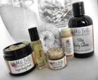 """La Mia Bella's """"Dreamy"""" Collection Product Labels"""