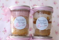 Spoonful Of Sugar Dessert Jar Labels