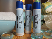 Sands Herbal Spa Lip Balm Labels