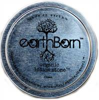 Clear Tin Container Labels by EarthBorn