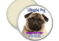Round Tin Container Labels - The Blissful Dog Nose Butter™
