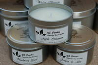 GS Candle Tins Label