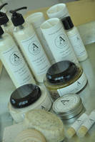 Waterproof Lotion Labels by Anderson Family Farm