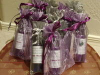 Aroma-Spray Bottle Labels from WiseWoman Aromatherapy