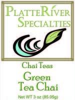Tea Labels by Christopher's Teas