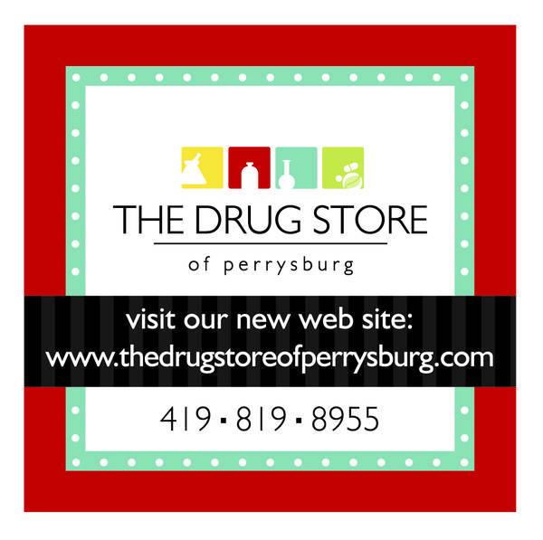 Custom Card Template online lables : The Drug Store of Perrysburg Label - Customer Creations ...