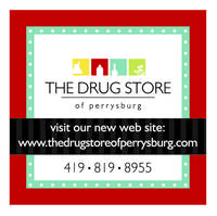The Drug Store of Perrysburg Label