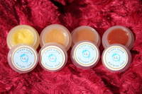 Round Lip Gloss Lid Labels by Livvy Love