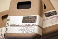 Soap Bar Box Label by Naikid, Inc.