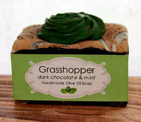 Soap Bar Labels by Orange Thyme