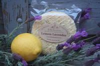 Oval Cookie Labels created by Kuba Kreations' Lemon Lavender Cookies
