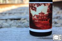 Trappist Abbey Wines wine bottle labels