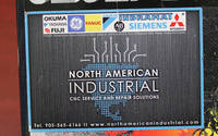CNC Machine Labels and Customer Giveaways
